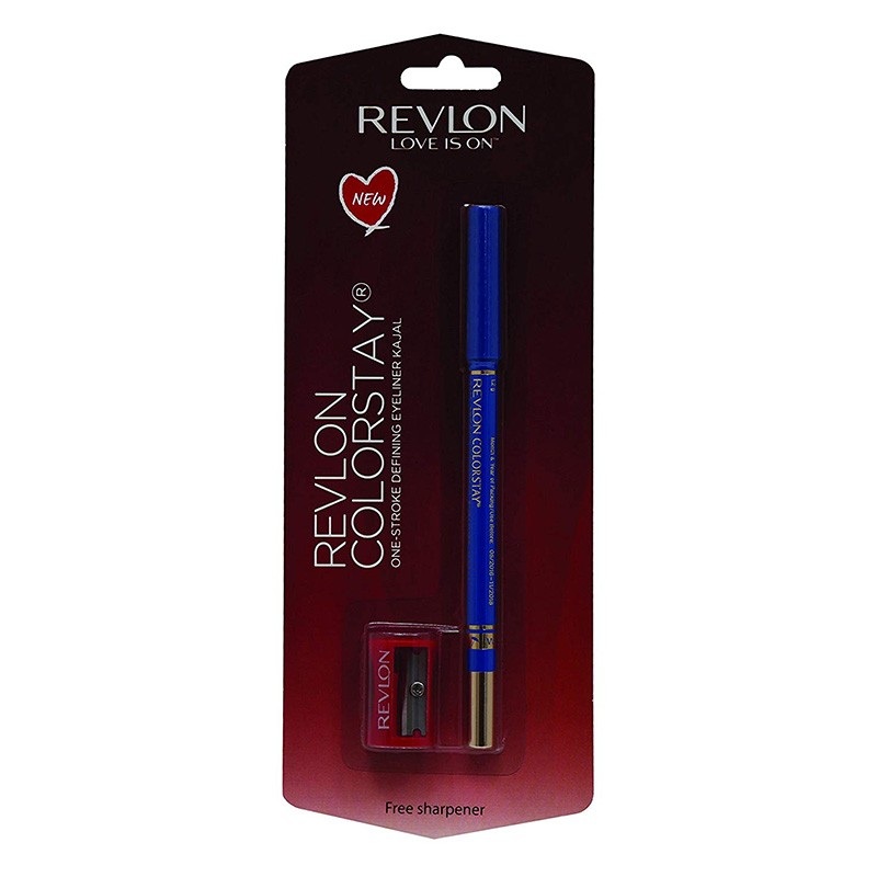 Revlon Colourstay One-Stroke Defining Eyeliner Kajal Blue