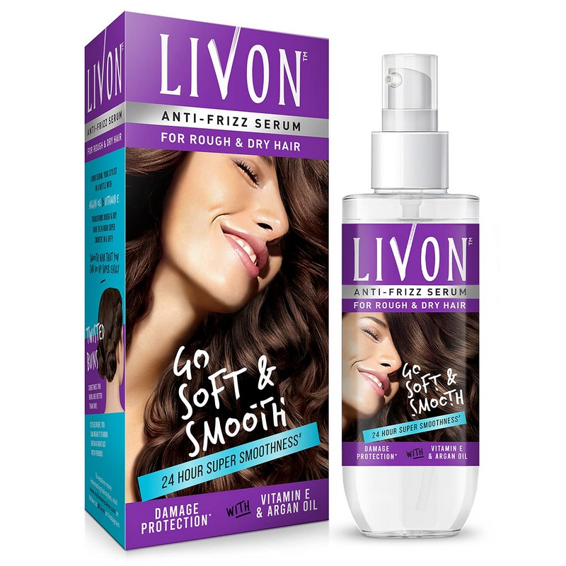LIVON Serum For Dry And Unruly Hair 100ml