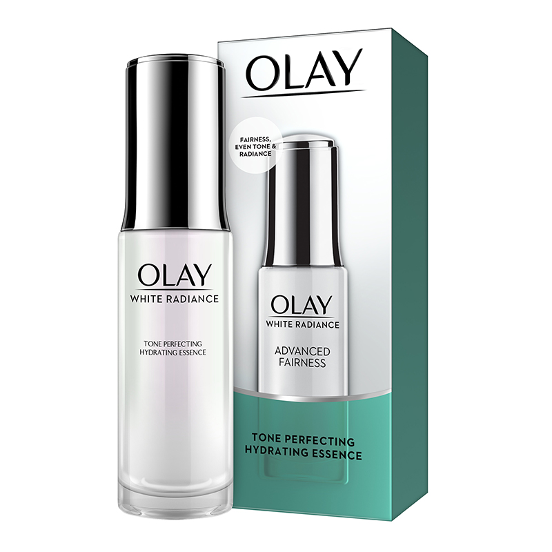 Olay White Radiance Advanced Fairness Tone Perfecting Hydrating Essence 30ml