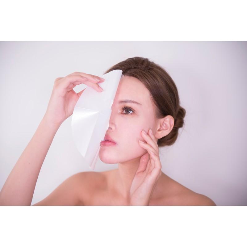 KinGirls Macaron Raspberry Extract Invisible Face Mask 20ml