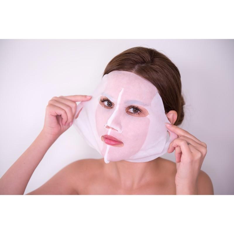 KinGirls Macaron Truffle and Cocoa 3D Face Mask 30ml