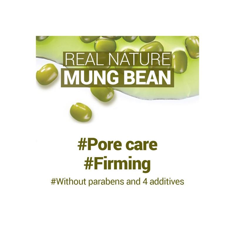 The Face Shop Real Nature Mung Bean Face Mask