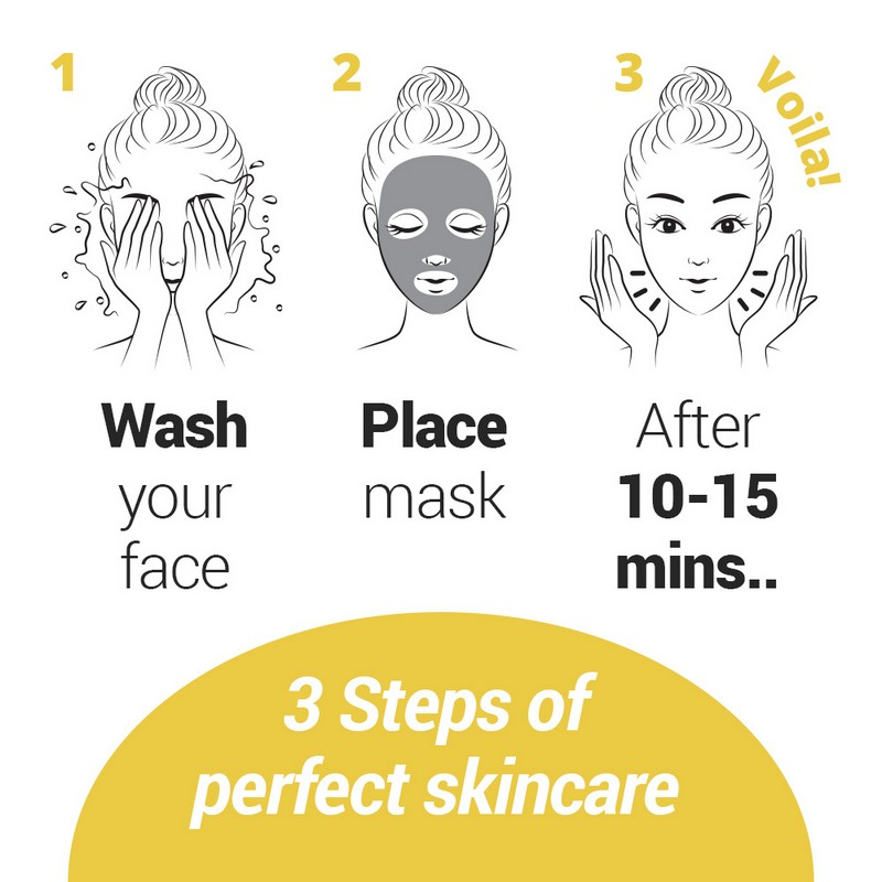 The Face Shop Real Nature Kelp Face Mask