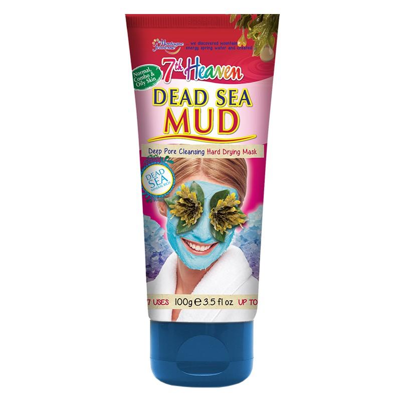 Montagne Jeunesse 7th Heaven Dead Sea Mud Mask 100gm