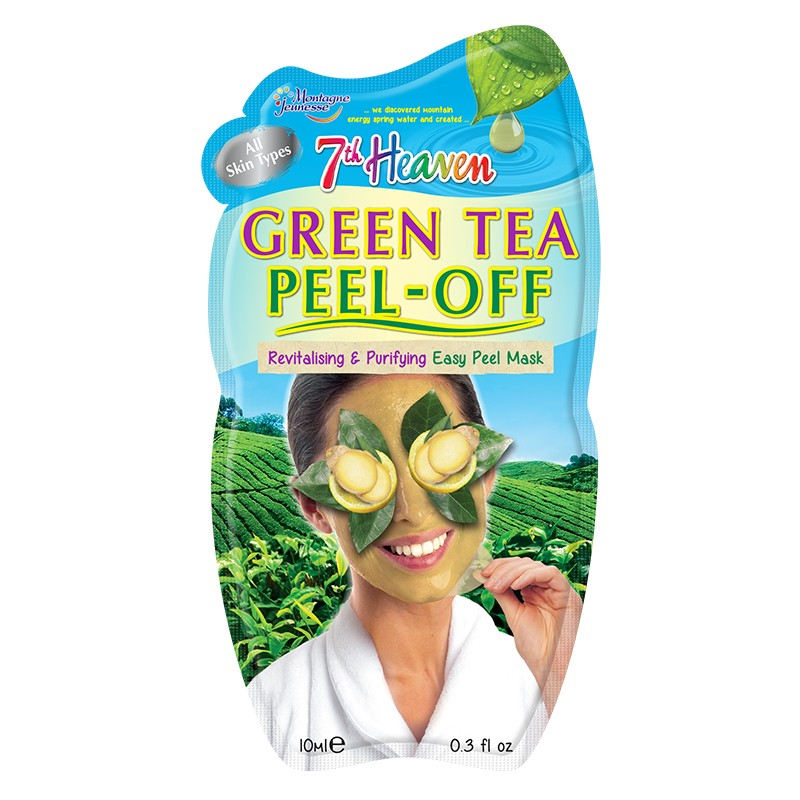 Montagne Jeunesse Green Tea Peel Off Mask 10ml
