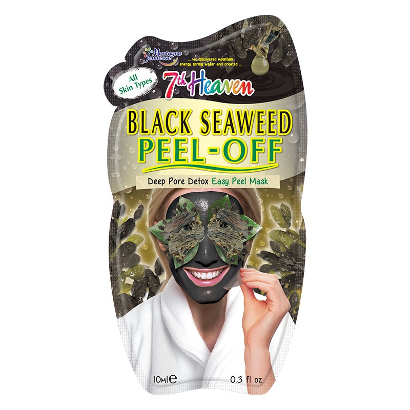 Montagne Jeunesse Black Seaweed Peel Off Mask 10ml
