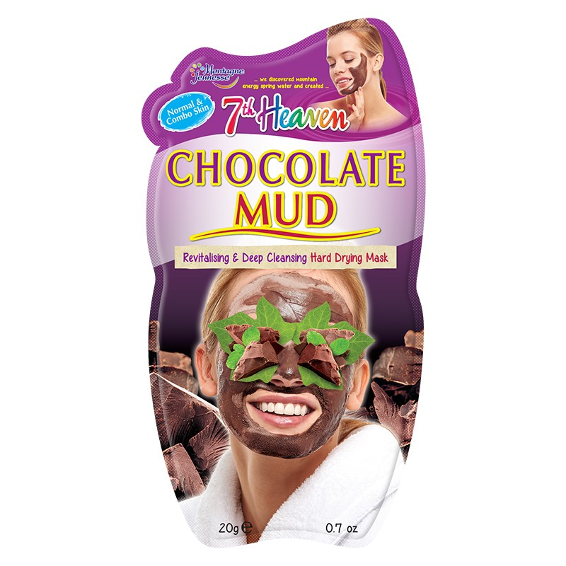 Montagne Jeunesse 7th Heaven Chocolate Mud Mask 20gm