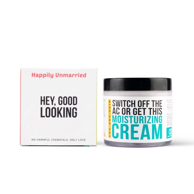 Happily Unmarried Switch Off The AC Or Get This Moisturizing Cream For Dry Skin 100gm