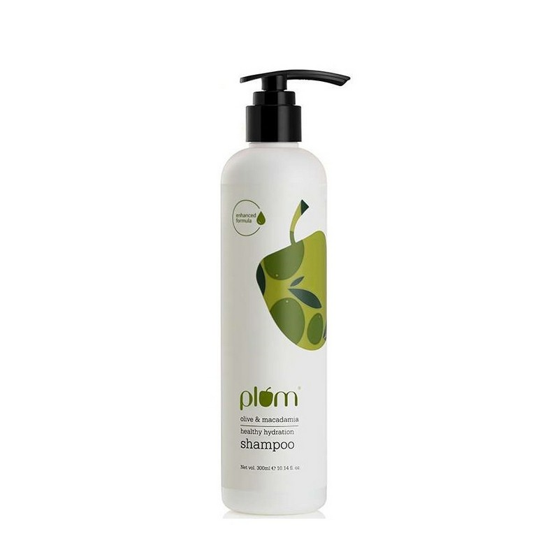 Plum Olive And Macadamia Healthy Hyderation Shampoo 300ml