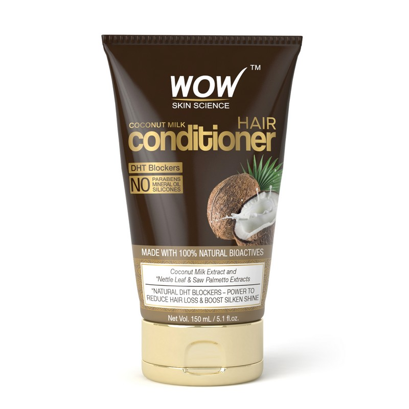 WOW Skin Science Coconut Milk Conditioner 150ml