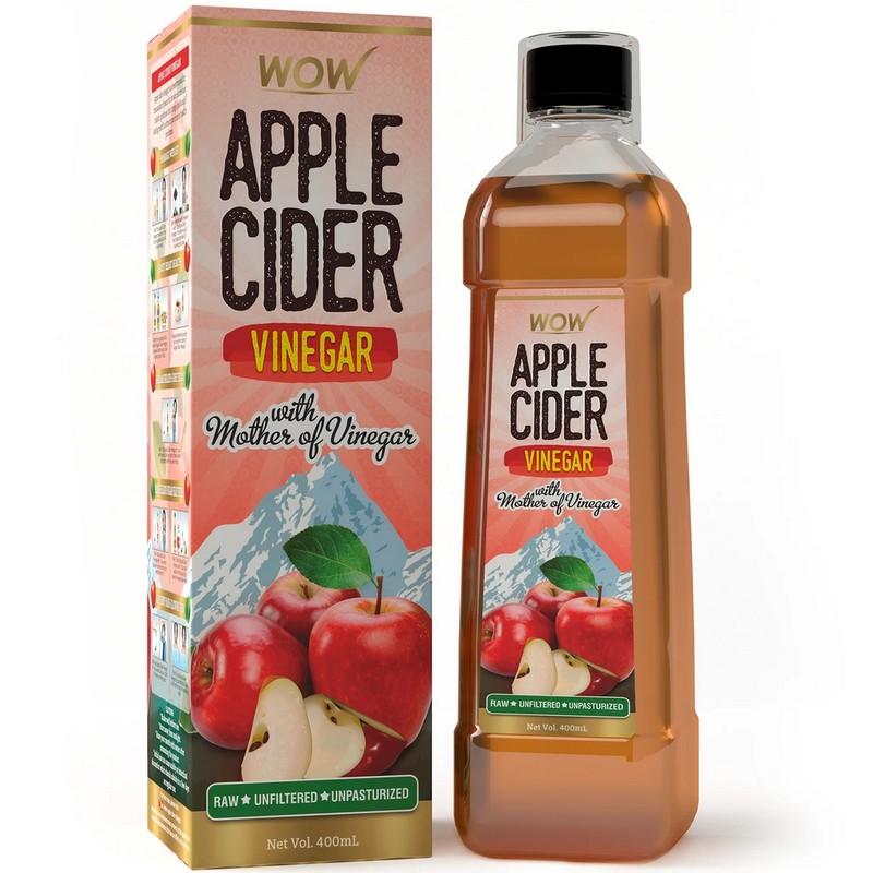 WOW Life Science Apple Cider Vinegar Drink 400ml