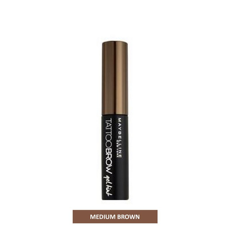 Maybelline New York Tattoo Brow 3 Day Gel Tint Medium Brown