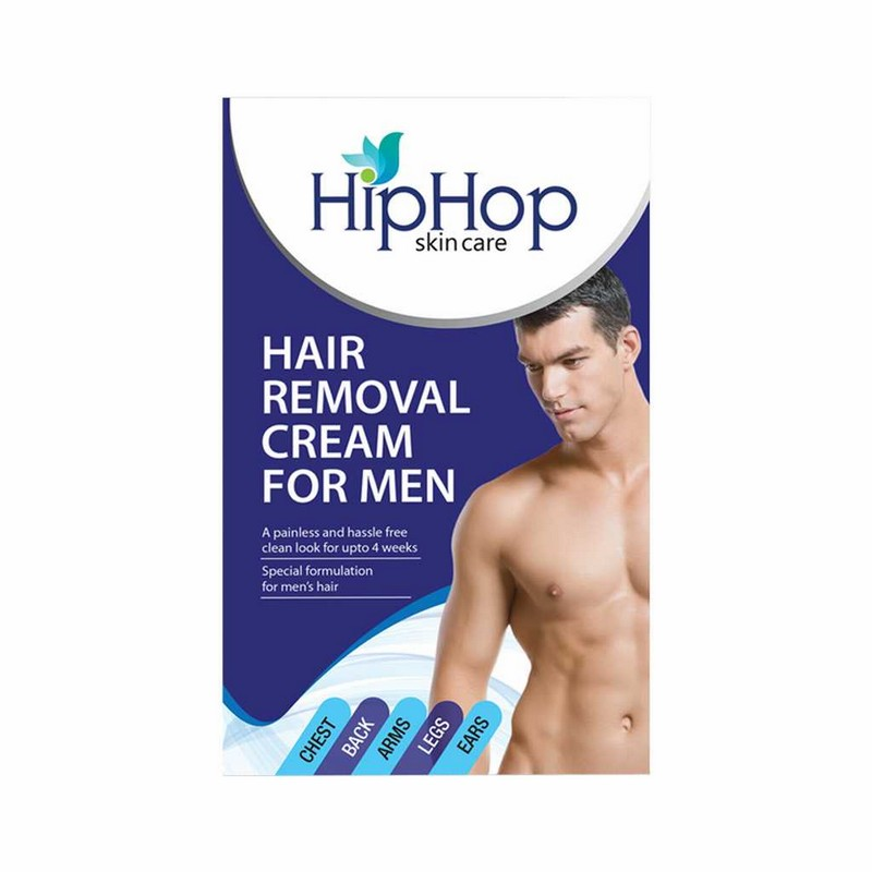 HipHop Hair Removal Cream For Men 60gm