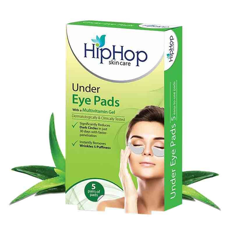 HipHop Under Eye Pads With Nourishing Gel 5 Pads