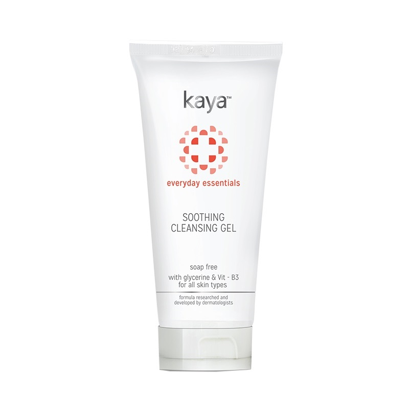 Kaya Everyday Essentials Soothing Cleansing Gel 50ml