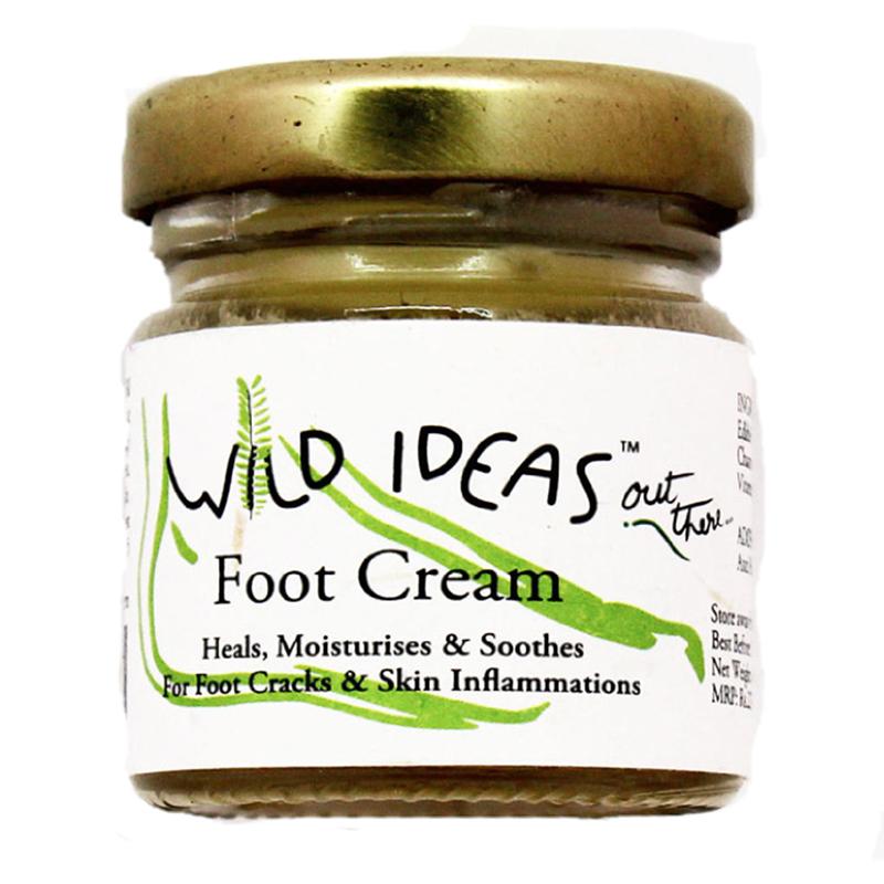 Wild Ideas Foot Cream 41gm