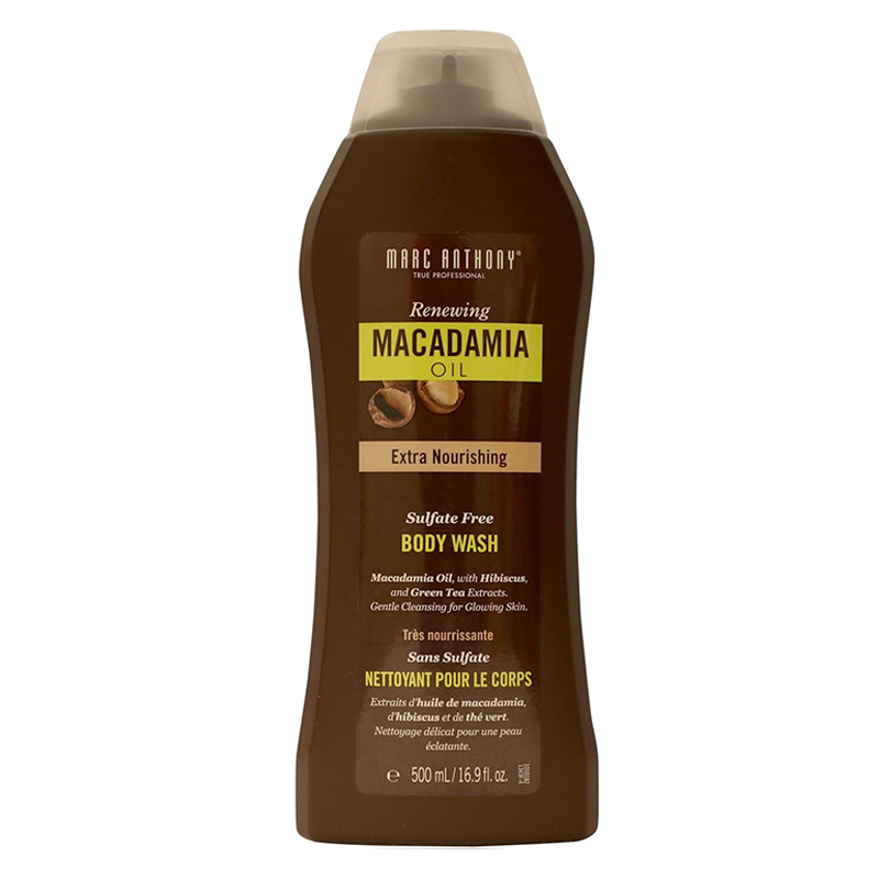 Marc Anthony Renewing Macadamia Oil Rejuvenating Body Lotion 500ml