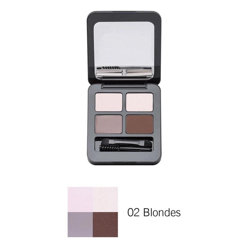 Note Total Look Brow Kit 02 Blondes