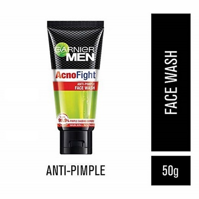 Garnier Men Acno Fight 6 In 1 Anti Pimple Clearing Face Wash 50ml