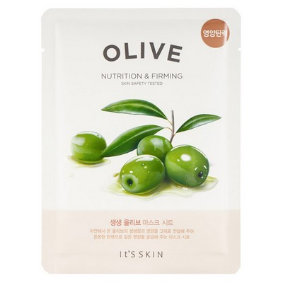 Its Skin Olive Face Mask Sheet Nutrition & Firming 20ml