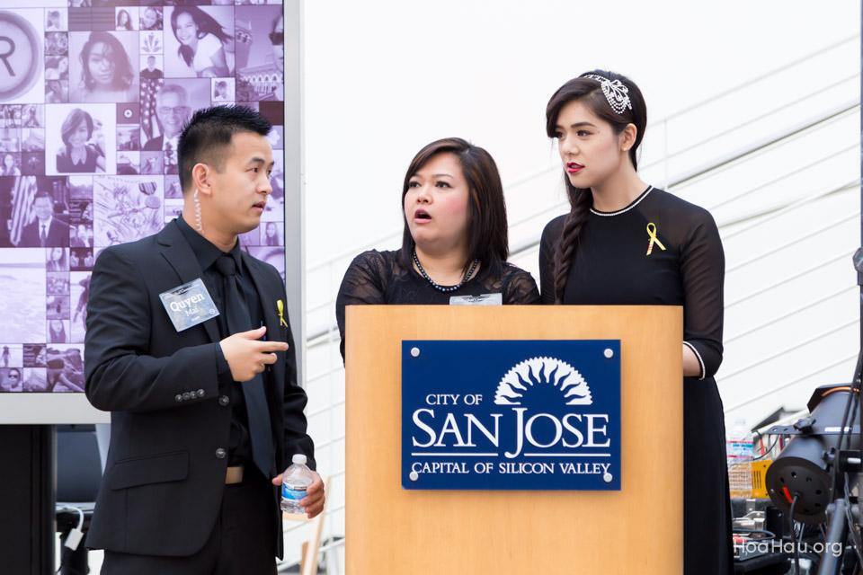 Black April Commemoration 2015 - San Jose, CA - Image 119