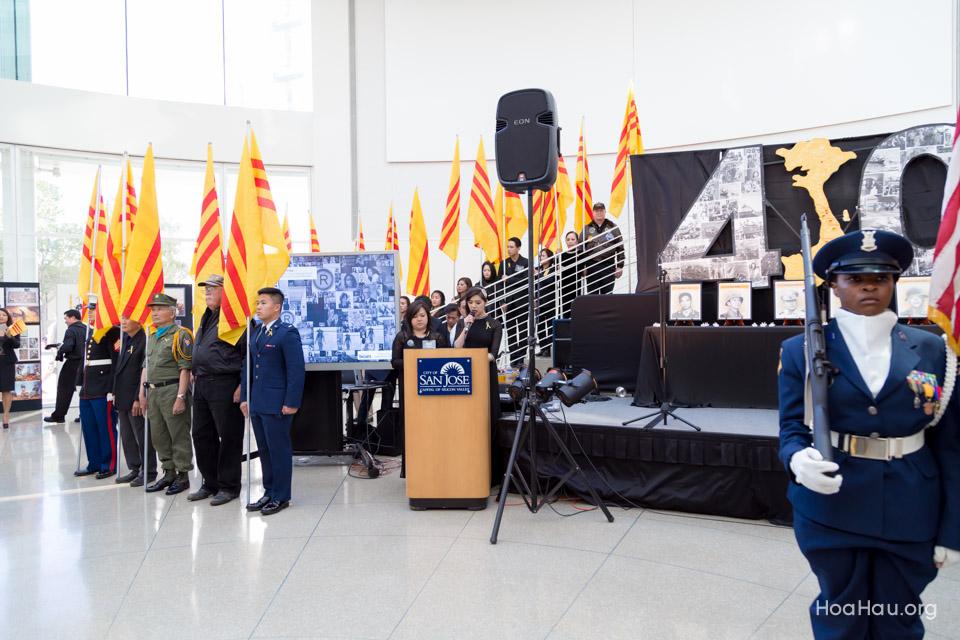 Black April Commemoration 2015 - San Jose, CA - Image 127