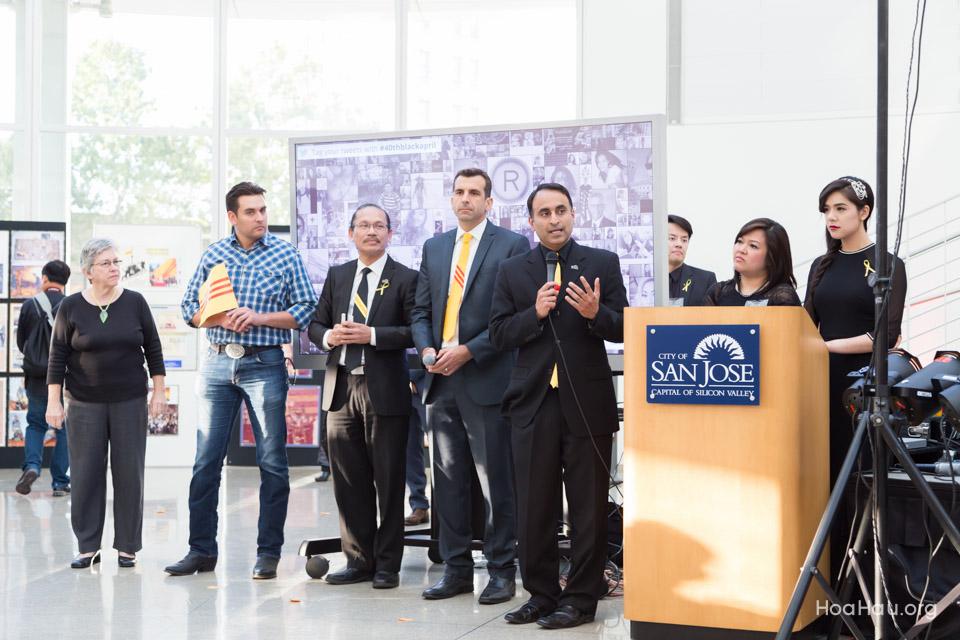 Black April Commemoration 2015 - San Jose, CA - Image 134
