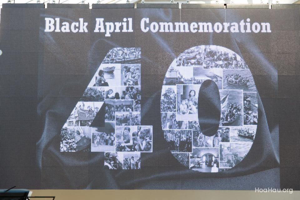 Black April Commemoration 2015 - San Jose, CA - Image 136