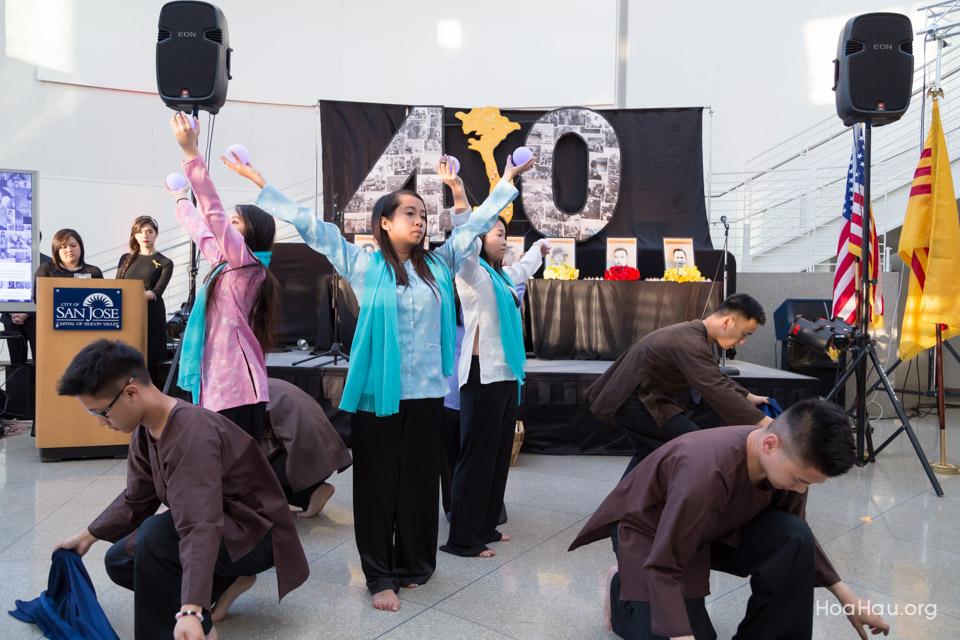 Black April Commemoration 2015 - San Jose, CA - Image 137