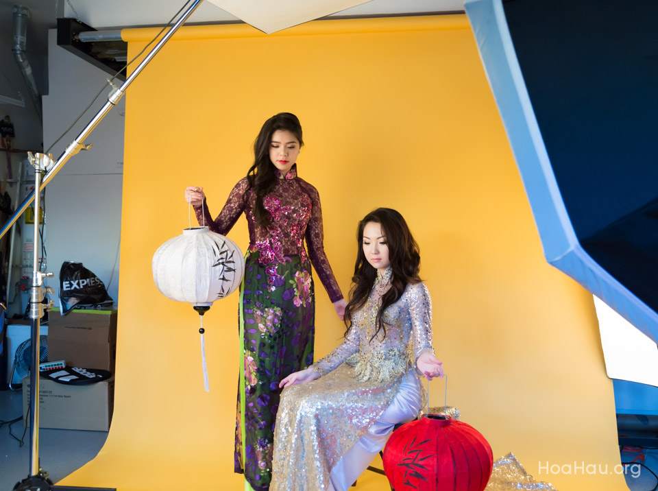 Calendar 2014 Photoshoot - Miss Vietnam of Northern California 2014 - Image 132