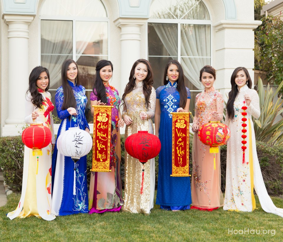 Calendar 2014 Photoshoot - Miss Vietnam of Northern California 2014 - Image 150