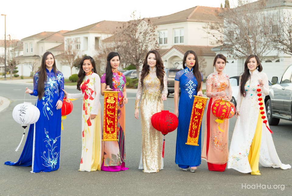 Calendar 2014 Photoshoot - Miss Vietnam of Northern California 2014 - Image 151