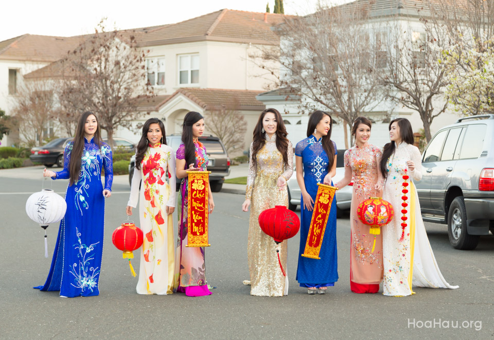 Calendar 2014 Photoshoot - Miss Vietnam of Northern California 2014 - Image 152