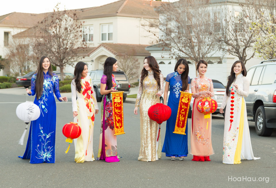 Calendar 2014 Photoshoot - Miss Vietnam of Northern California 2014 - Image 153