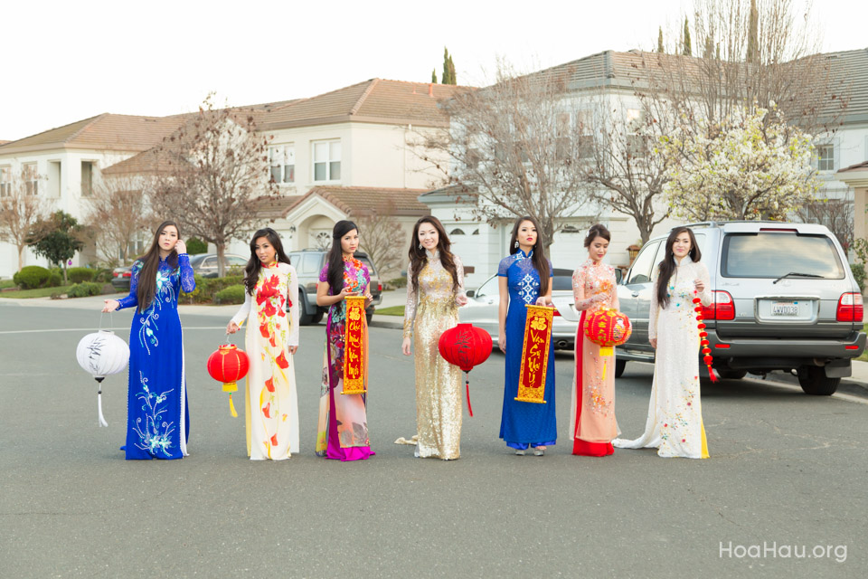 Calendar 2014 Photoshoot - Miss Vietnam of Northern California 2014 - Image 155