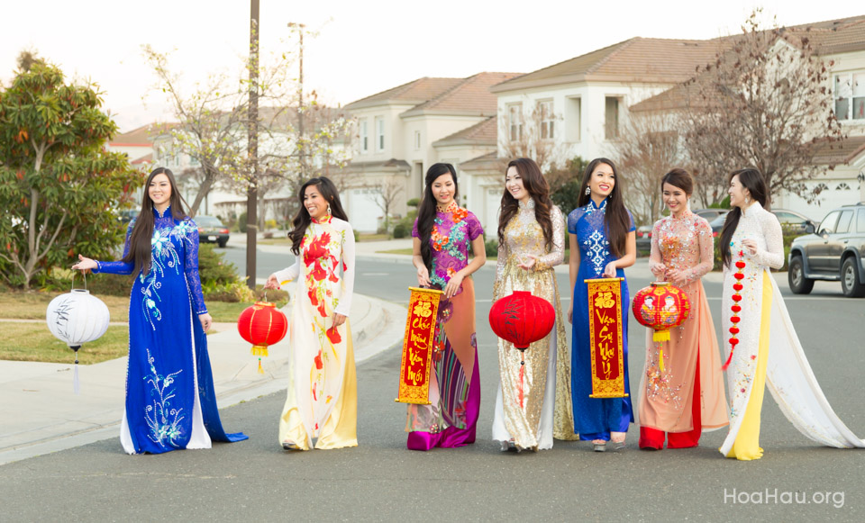 Calendar 2014 Photoshoot - Miss Vietnam of Northern California 2014 - Image 157