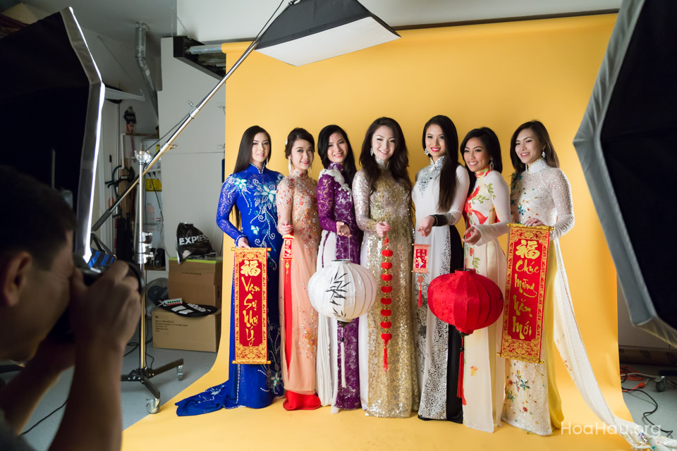 Calendar 2014 Photoshoot - Miss Vietnam of Northern California 2014 - Image 164