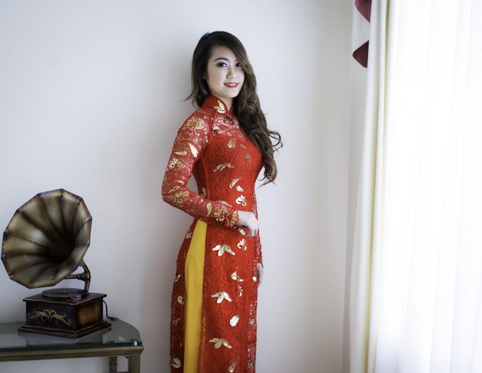 Hoa Hau Ao Dai Bac Cali 2014 - Calendar Photoshoot ll - Image 011