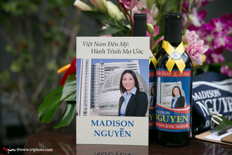 Madison For Mayor 2014 - Campaign Fundraising  - Image 003