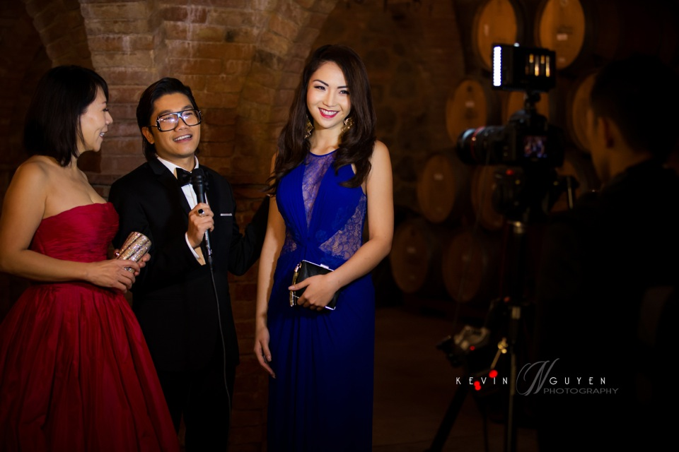 Fundraising for charity at Castello Di Amarosa, Napa Valley - Image 106