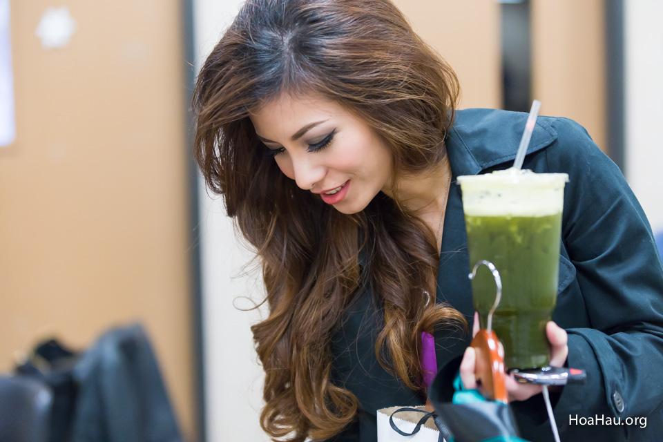Miss Vietnam California 2016 - Contestant Practice 12-20-2015 - Image 102