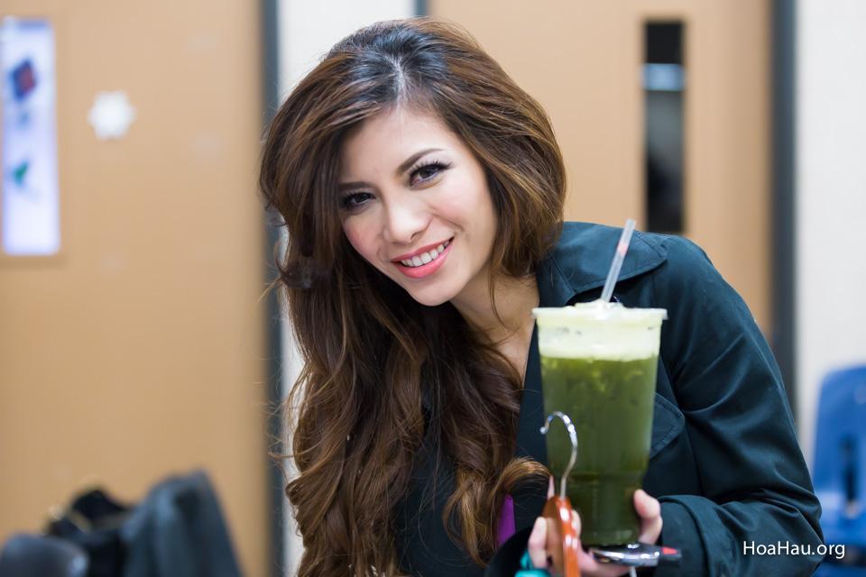 Miss Vietnam California 2016 - Contestant Practice 12-20-2015 - Image 103