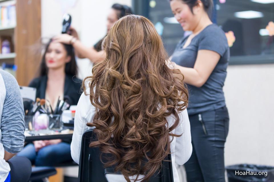 Miss Vietnam California 2016 - Contestant Practice 12-20-2015 - Image 108