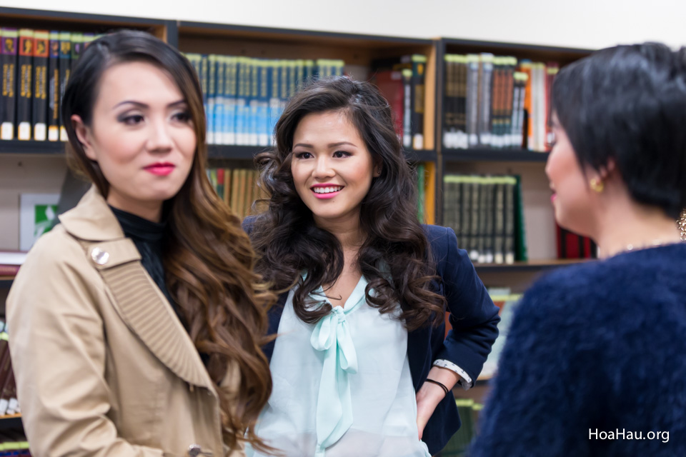 Miss Vietnam California 2016 - Contestant Practice 12-20-2015 - Image 111