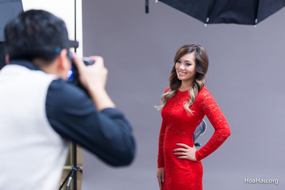 Miss Vietnam California 2016 - Contestant Practice 12-20-2015 - Image 119