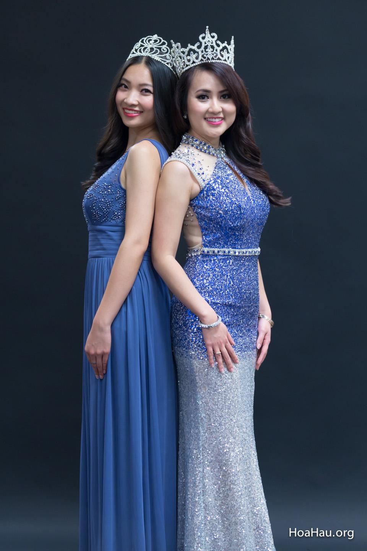 Miss Vietnam California 2016 - Contestant Practice 12-20-2015 - Image 135