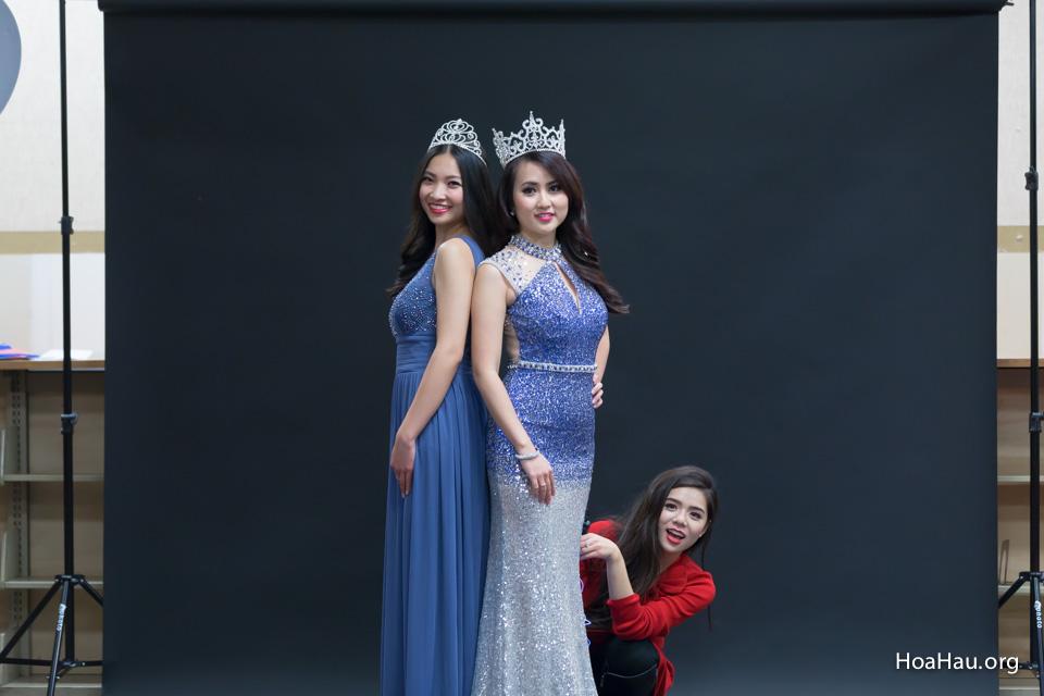 Miss Vietnam California 2016 - Contestant Practice 12-20-2015 - Image 137