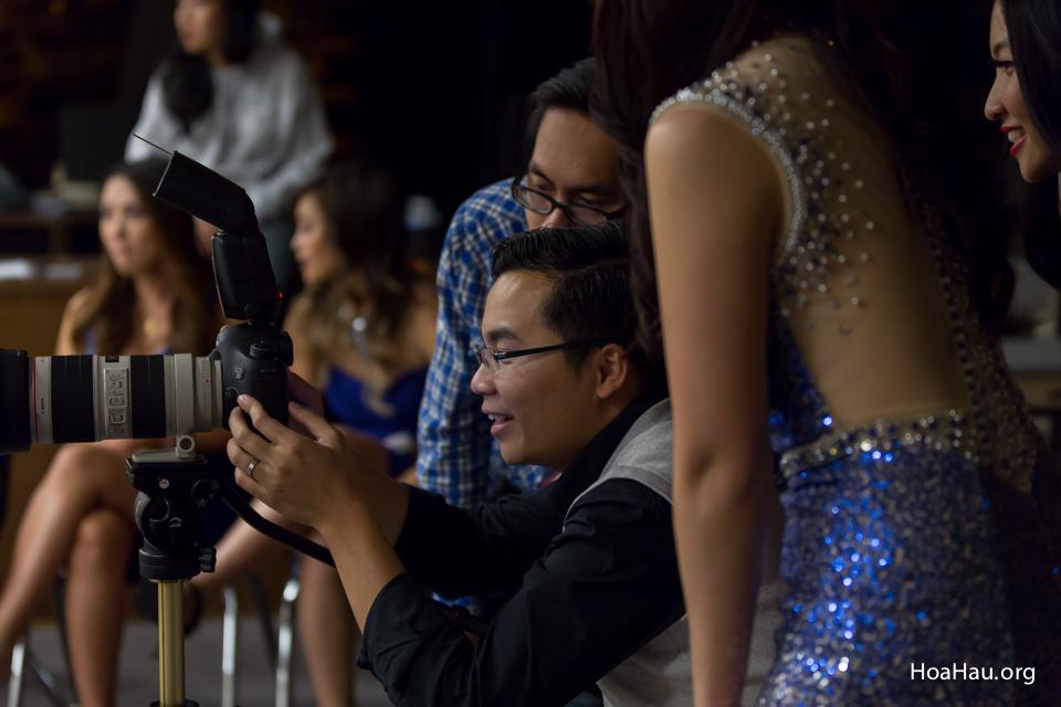 Miss Vietnam California 2016 - Contestant Practice 12-20-2015 - Image 139