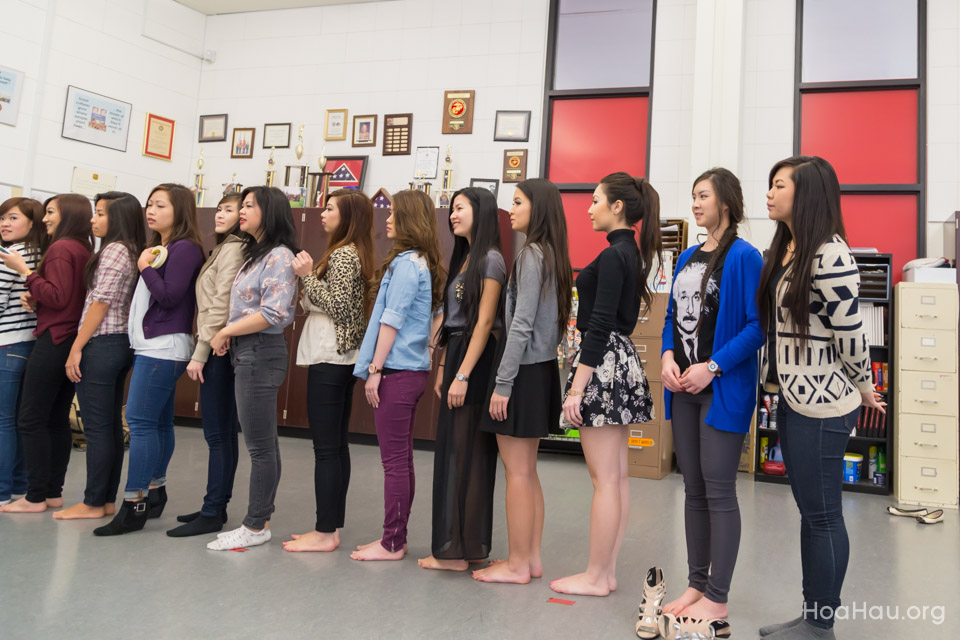 Contestant Practice - January 18, 2014 at Mt Pleasant High School - Image 100