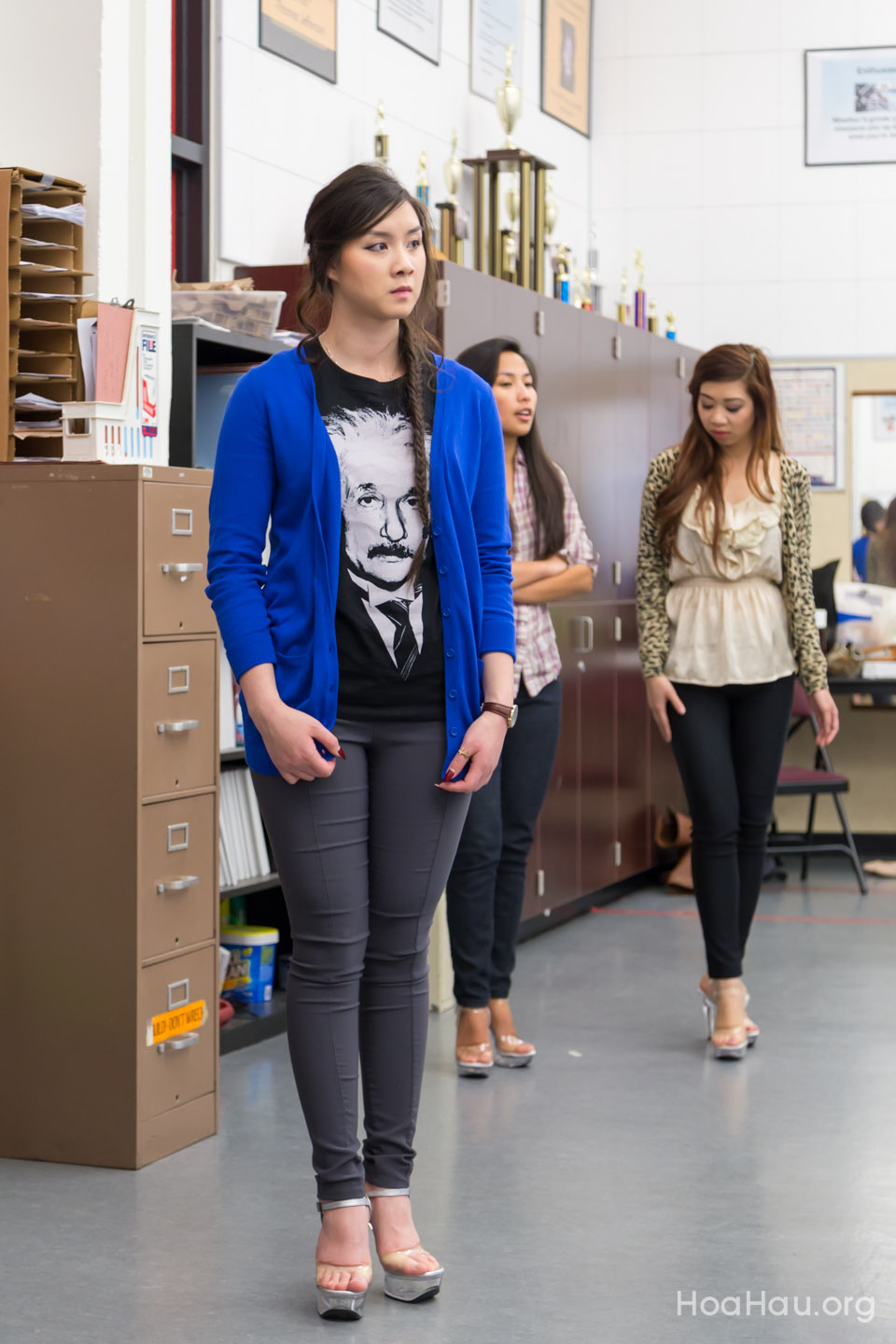 Contestant Practice - January 18, 2014 at Mt Pleasant High School - Image 121